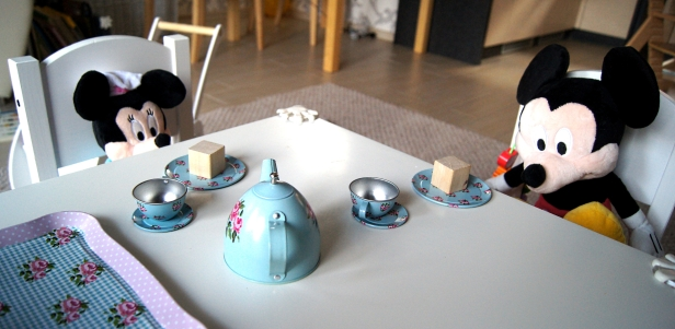 Zestaw do parzenia herbatki
